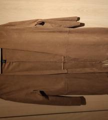 Mantil jakna s resama