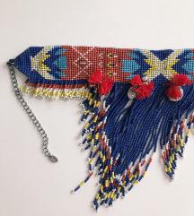 ZARA indian ogrlica