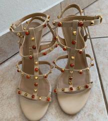 CECCONELLO sandale na petu