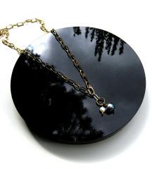 Mjedena ogrlica ISABELLE