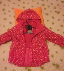 Topla nepropusna jakna ,128