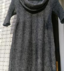 Siva haljina,s-m