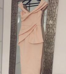 Nude asos midi haljina S/M