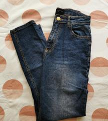 Reserved mom jeans