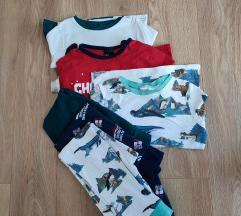 Tri H&M pidžame