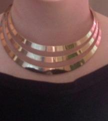 Ogrlica - imitacija zlata