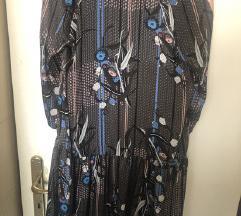 Sisley haljina sarena