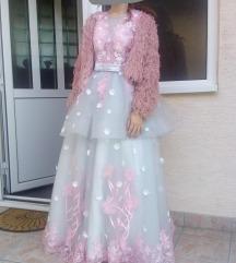 svečana exluzivna haljina