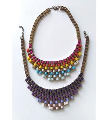 Šarene ogrlice
