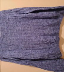 Mango pulover wool blend L
