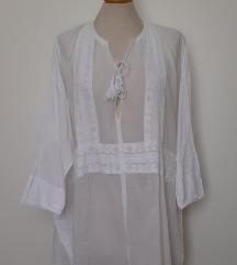 NOA NOA pamučna bijela bluza košulja tunika