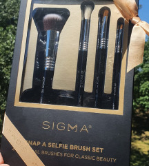 Sigma Beauty snap a selfie set kistova
