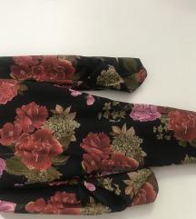Zara haljina cvijetna