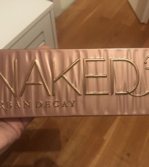 Naked 3 paleta