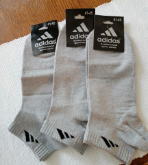 Adidas stopalice 41-45 siva