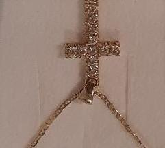 Zlatna ogrlica 585