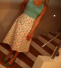cvjetna suknja 42