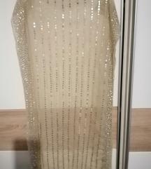 marama sa zlatnim šljokicama