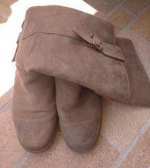 Visoke cizme do kolina kozne