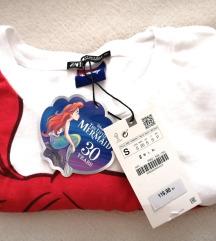 Zara majica Mala Sirena