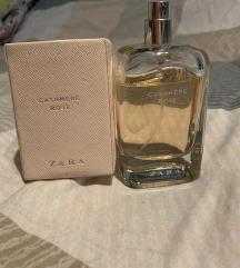Zara parfem cashmere rose
