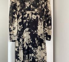Zara haljina cvjetna
