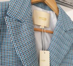 Maje tweed-style sako RRP €325 - ostecenje