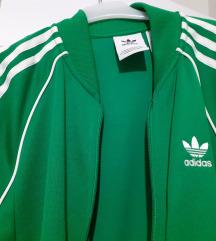 Zelena duksa Adidas