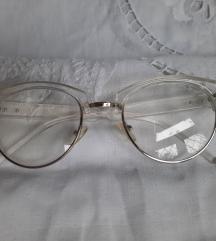Naočale, imitacija dioptrijskih