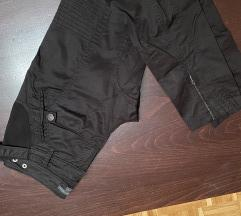 Armani Exchange crne hlače