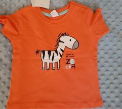 Nova majica za djecaka