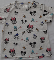 Minnie Mouse Disney H&M majica