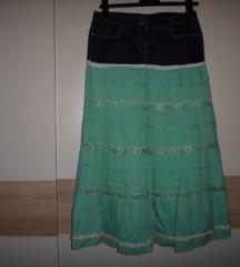 PLAYLIFE maxi suknja vel.36/38
