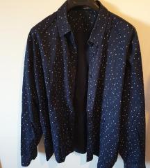 Košulja pamučna sa zvijezdicama