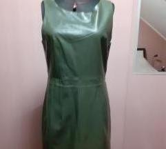 helena kožna haljina