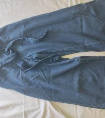 3/4 Hlače nalik jeansu Terranova