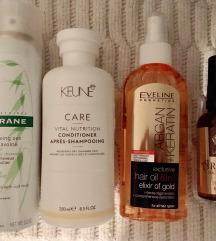 LOT proizvoda za oštećenu kosu