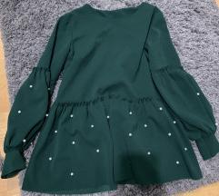 Zelena majica/kosuljica S