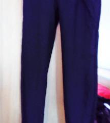 Crne lanene hlače (uključena poštarina)