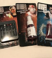 Set šminke za Halloween ili maškare