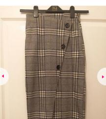 Sniženo!! % Karirana pencil suknja! PT ukljucena!