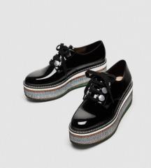 Zara cipele platforme