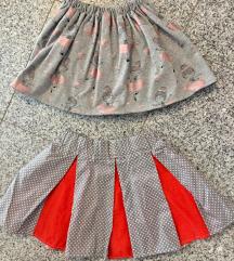 Nove suknjice