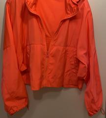 Zara roza jakna
