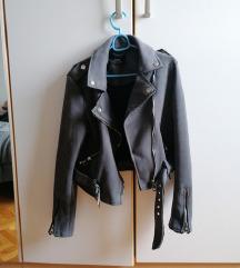 kozna jakna + UKLJUCENA POSTARINA