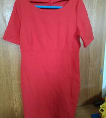 Nova esprit koraljna haljina L