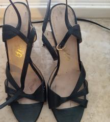 Ženska sandala stikla