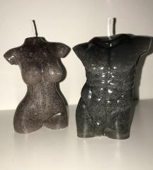 Mirisne svijeće -  bodyshape