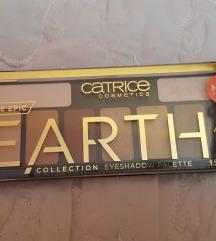 Nova paleta sjenila za oči Catrice