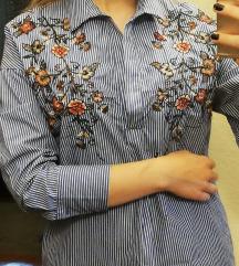 Bershka prugasta košulja